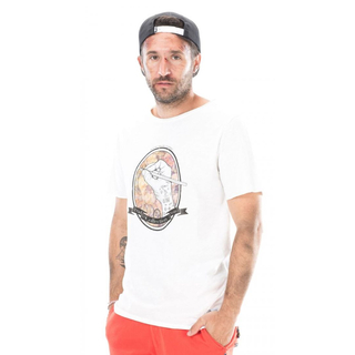 DRAWING T-Shirt Picture white