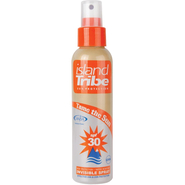 (100ml = 14.36EUR) Sun Protection Gel Spray Island Tribe...