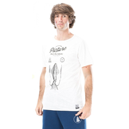 SEASIDE T-Shirt Picture Men white