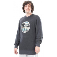 LAKE NISO Pullover Picture Men black