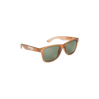 RINCON Sonnenbrille Cool Shoe crystal brown