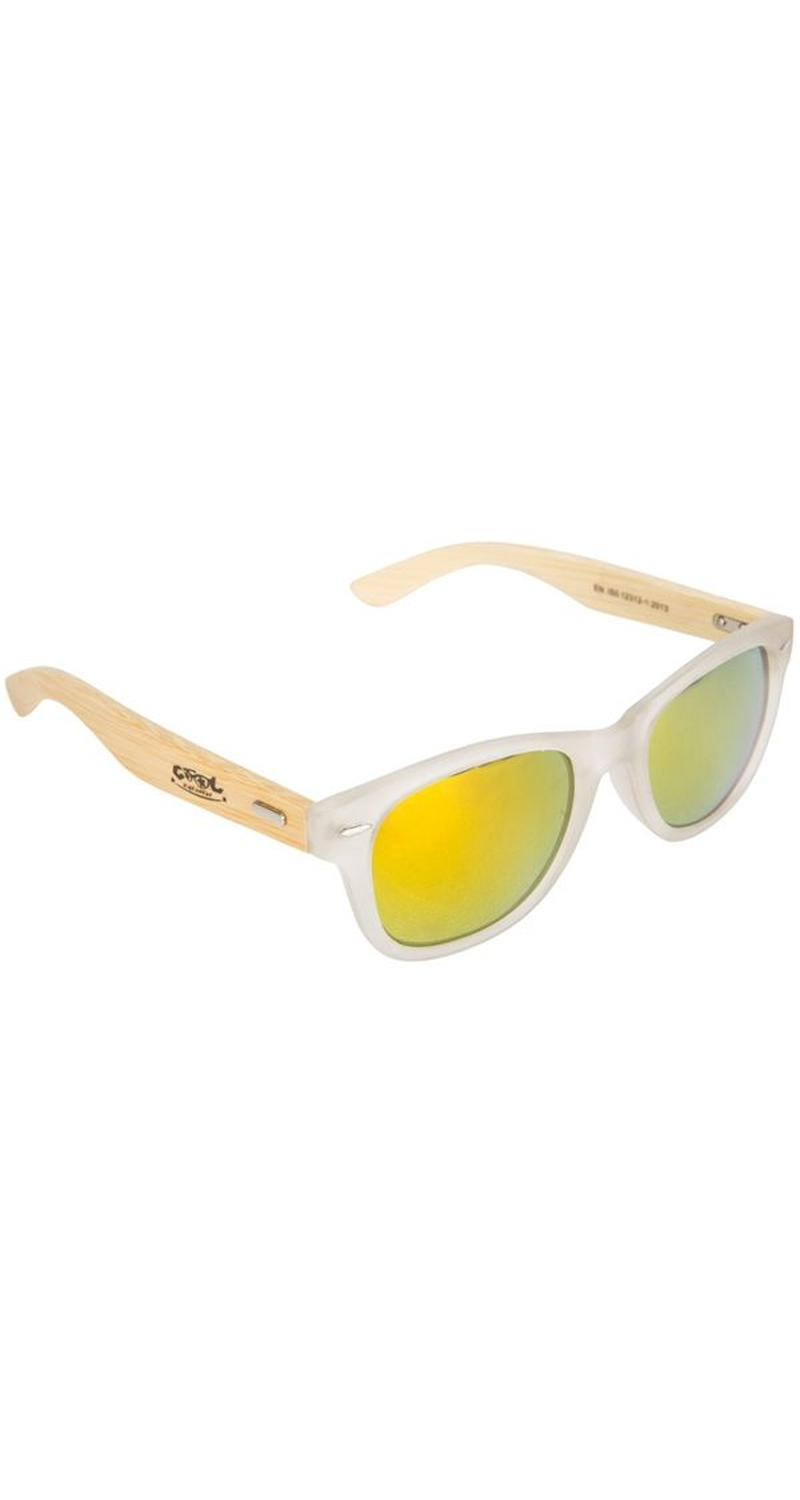 WOODY Sonnenbrille Cool Shoe white 555007010