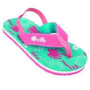 Badelatschen Cool Shoe Kinder MISHA palm