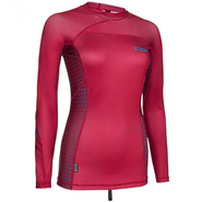 RASHGUARD UV-Shirt ION Women Langarm red