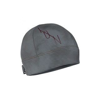 LOGO BEANIE Neoprenmütze ION dark grey