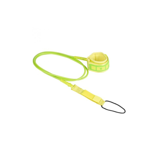 SURFBOARD_CORE LEASH COMP Safetyleash ION 6 green