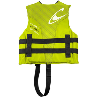 CHILD SUPERLITE CE Vest O´Neill Kinderweste neon gelb
