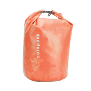 TUBE 15L WATERPROOF BAG Zulupack wasserdichte Tasche orange