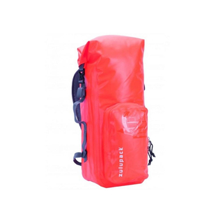 NOMAD 25L WATERPROOF BAG Zulupack wasserdichte Tasche orange