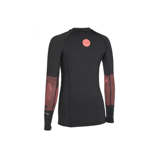 THERMO TOP Thermooberteil Langarm ION black