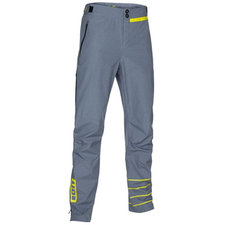 SLUSH Fahrradhose ION BIKE stone grey melange