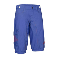 NOVA Cargoshort ION BIKE sea blue melange