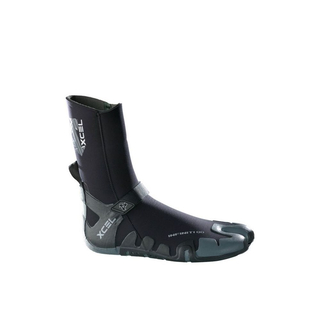 INFINITI Split Toe Neoprenboot Xcel 5mm black/grey