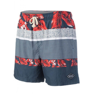VOLLEY STRIPE FLOWER Boardshorts Rip Curl navy