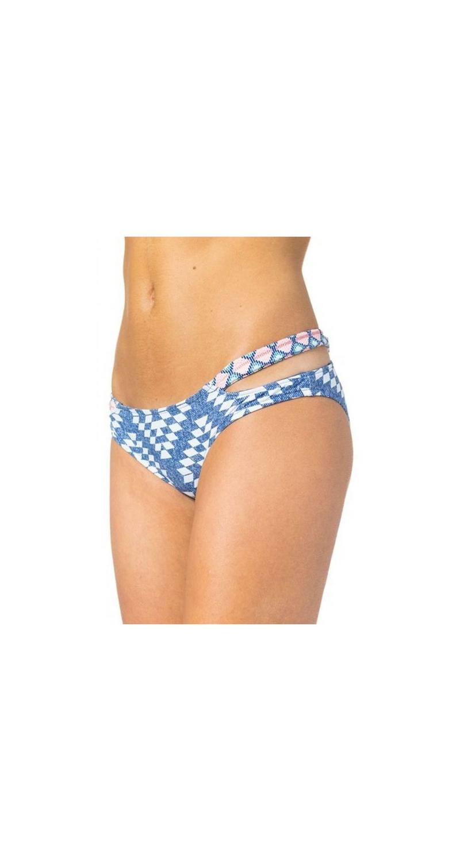 DEL SOL LUXE HIPSTER Bikini Hose Rip Curl blue GSIBA9
