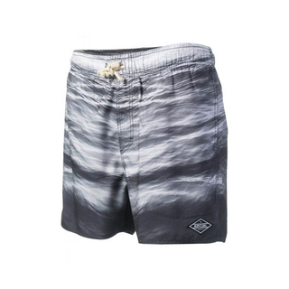 VOLLEY SUMMER SUNSET Boardshorts Rip Curl black