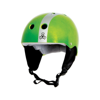 FLASH COMP Helm Liquid Force green/silver
