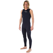 DAWN PATROL Longjohn Rip Curl kaschiert 1.5mm black