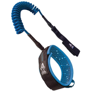 ANKLE CUFF COIL RACE Leash Starboard 8 blue