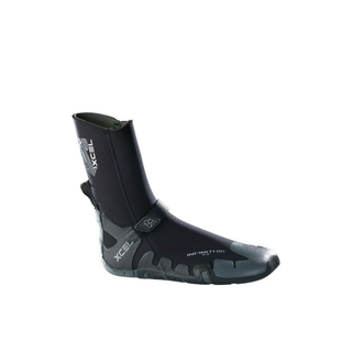 INFINITI Round Toe Neoprenboot Xcel 7mm black/grey