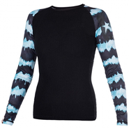 DAZZLED UV-Shirt Mystic Women mint