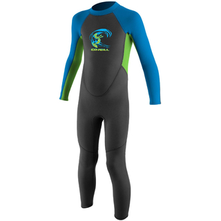 ONeill Reactor Toddler 2mm graphite/dayglow/briteblue