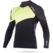 CROSSFIRE UV-Shirt Mystic Langarm lime