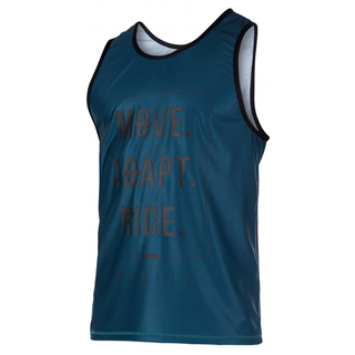 BLOCK QUICKDRY Tanktop Mystic teal