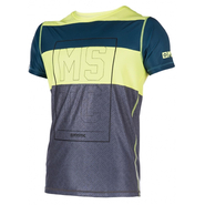 DRIP QUICKDRY UV-Shirt Mystic Kurzarm lime M 50