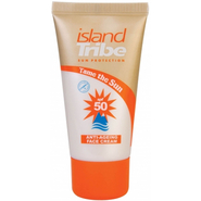 (100ml = 27.90EUR) Anti Ageing Face Island Tribe SPF 50 /...