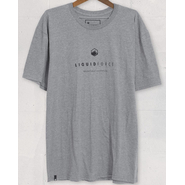 STANDARD T-Shirt Liquid Force heather grey XL 54