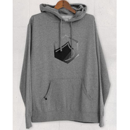 HEX Hoody Liquid Force heather grey