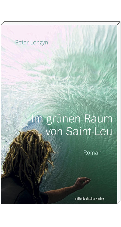 "Im Grünen Raum von Saint-Leu"" Roman von Peter Lenzyn 978-3-95"