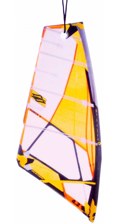 FRESH Kite- & Windsurfing FORCE V - NAISH Duftbaum Fresh Windsurfing black NFVBL