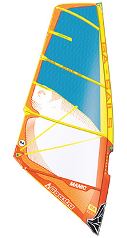 FRESH Kite- & Windsurfing MANIC - GAASTRA Duftbaum Fresh Windsurfing black GMBL