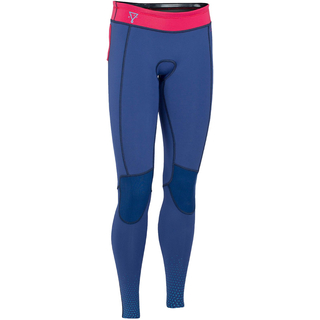 ION Muse Long Pant 2,5mm raspberry/blue
