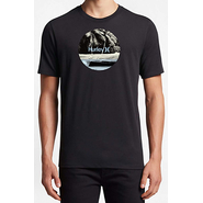 Hurley Lagoon Dri-Fit T-Shirt black L 52