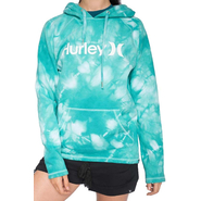 Hurley One & Only Cloud Wash Pullover washed teal