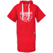 VanOne Classic Cars Original Ride VW Bulli Poncho red/white