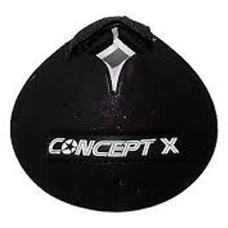 Concept X Baseprotector Round black