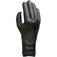 Xcel Drylock 5-Finger Glove 5mm black