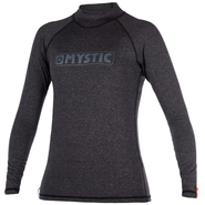 Mystic Star Rashvest Women black XS 34
