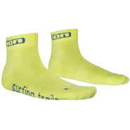 ION Bike Role Socks Short lime punch