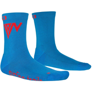 ION Bike Role Socks Mid stream blue
