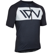 ION Bike Paze T-Shirt Half Zip black