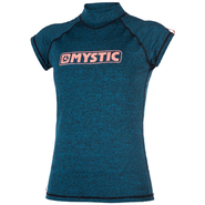 Mystic Star Rashvest Women teal XL 42