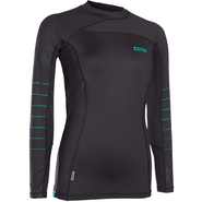 ION Rashguard Women Langarm black