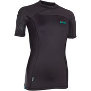 ION Rashguard Women Kurzarm black