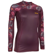 ION Capture Rashguard Girls wind red 128 (8)