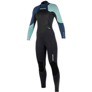 Mystic Star Fullsuit Women 5/4mm navy